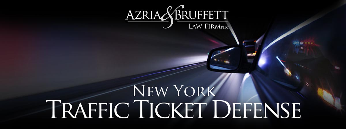 Syracuse New York Speeding Ticket Attorneys